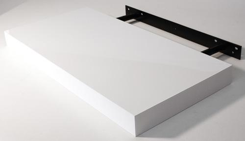 5pb3 bracket in rear of floating shelf