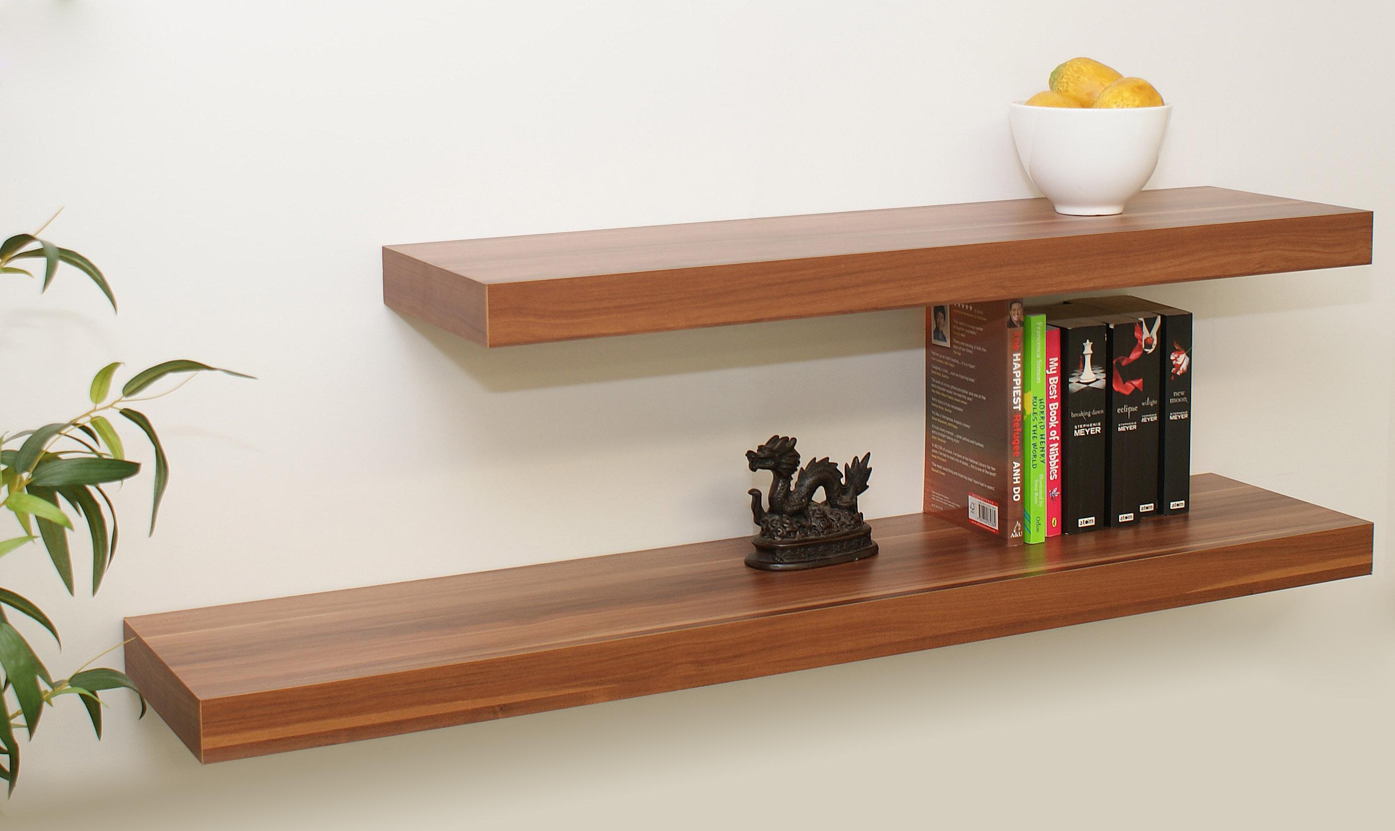 floating shelves   xx double deal  – the shelving shop -