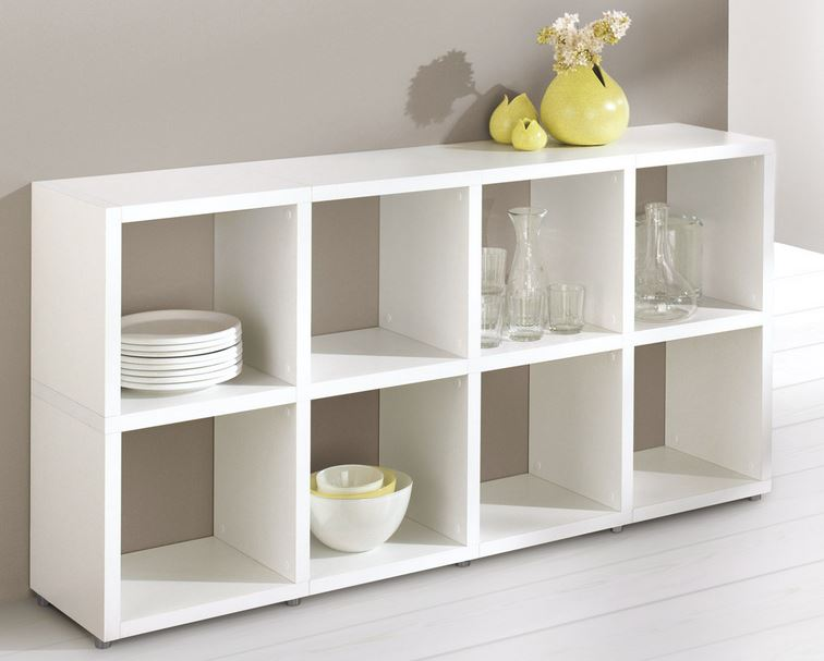 Boon 4 2 Cube White The Shelving Shop