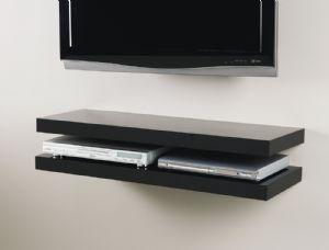 media floating shelf kit 450x300x50mm the shelving shop rh shelvingshop com au Deep Floating Shelves ikea floating dvd shelves