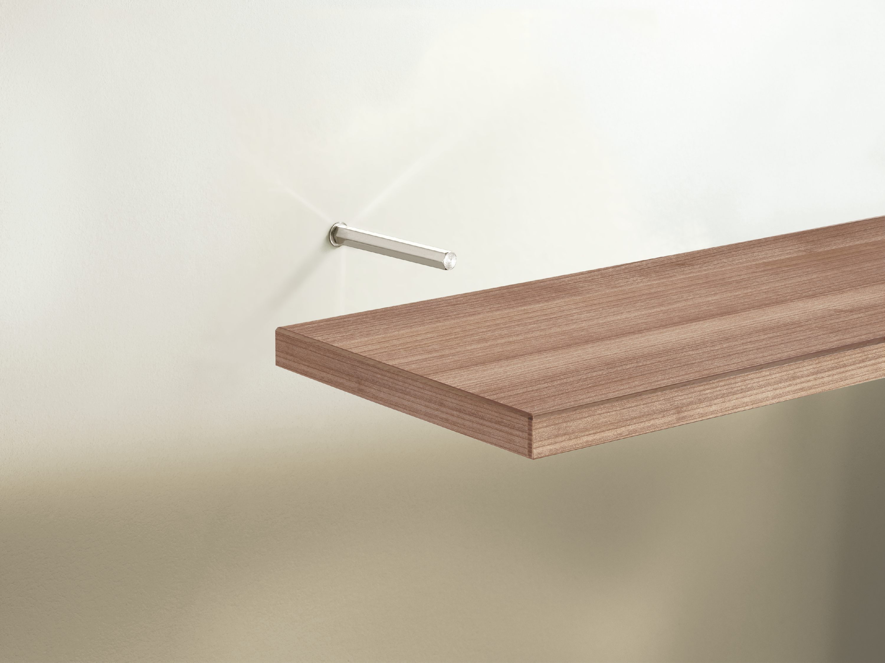 Elegant Strongfix Wall Shelf Situ Shot Zoom
