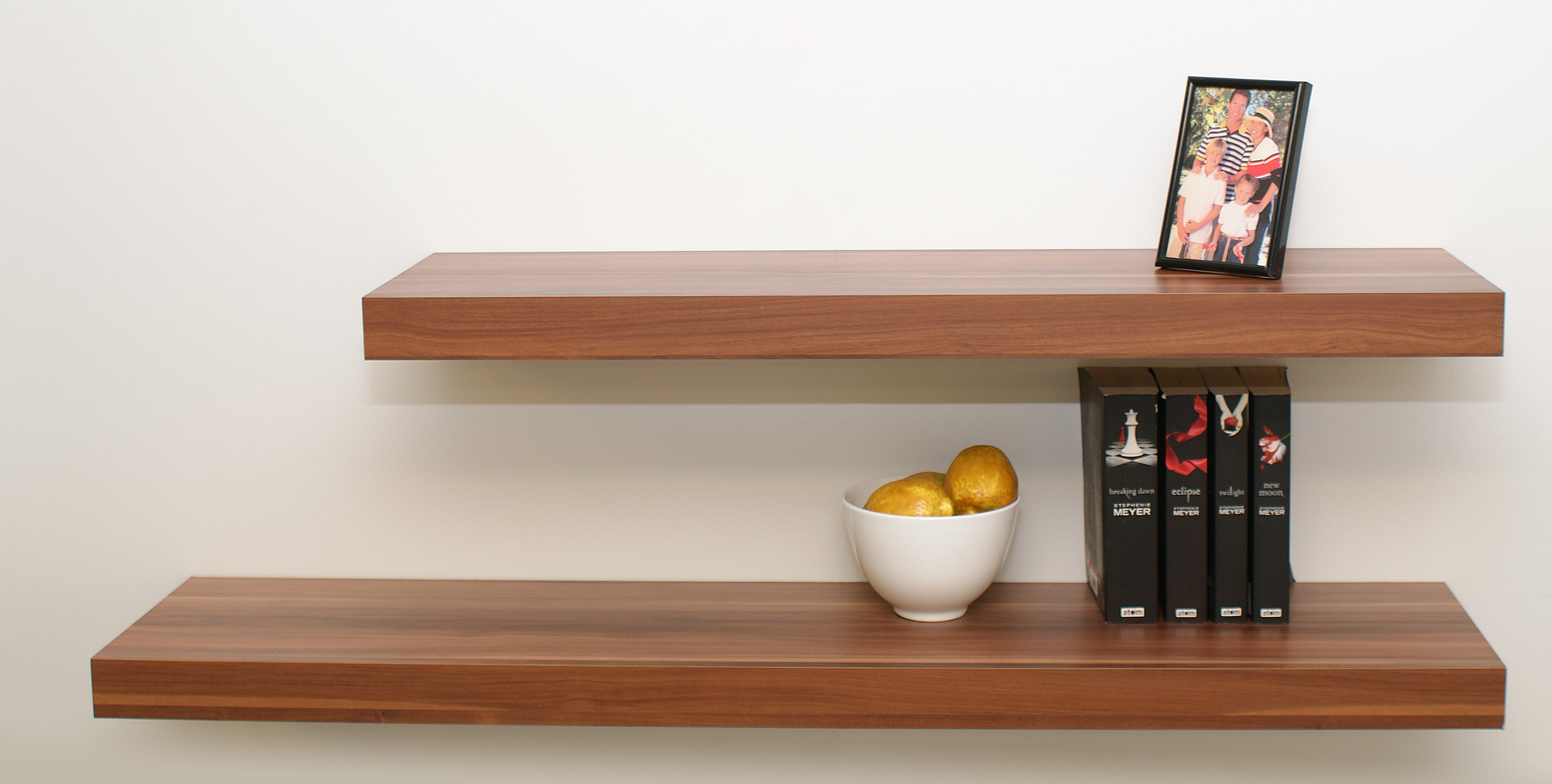 timber shop sony shelving deal double dsc walnut shelves shelf floating metallic the shelfs